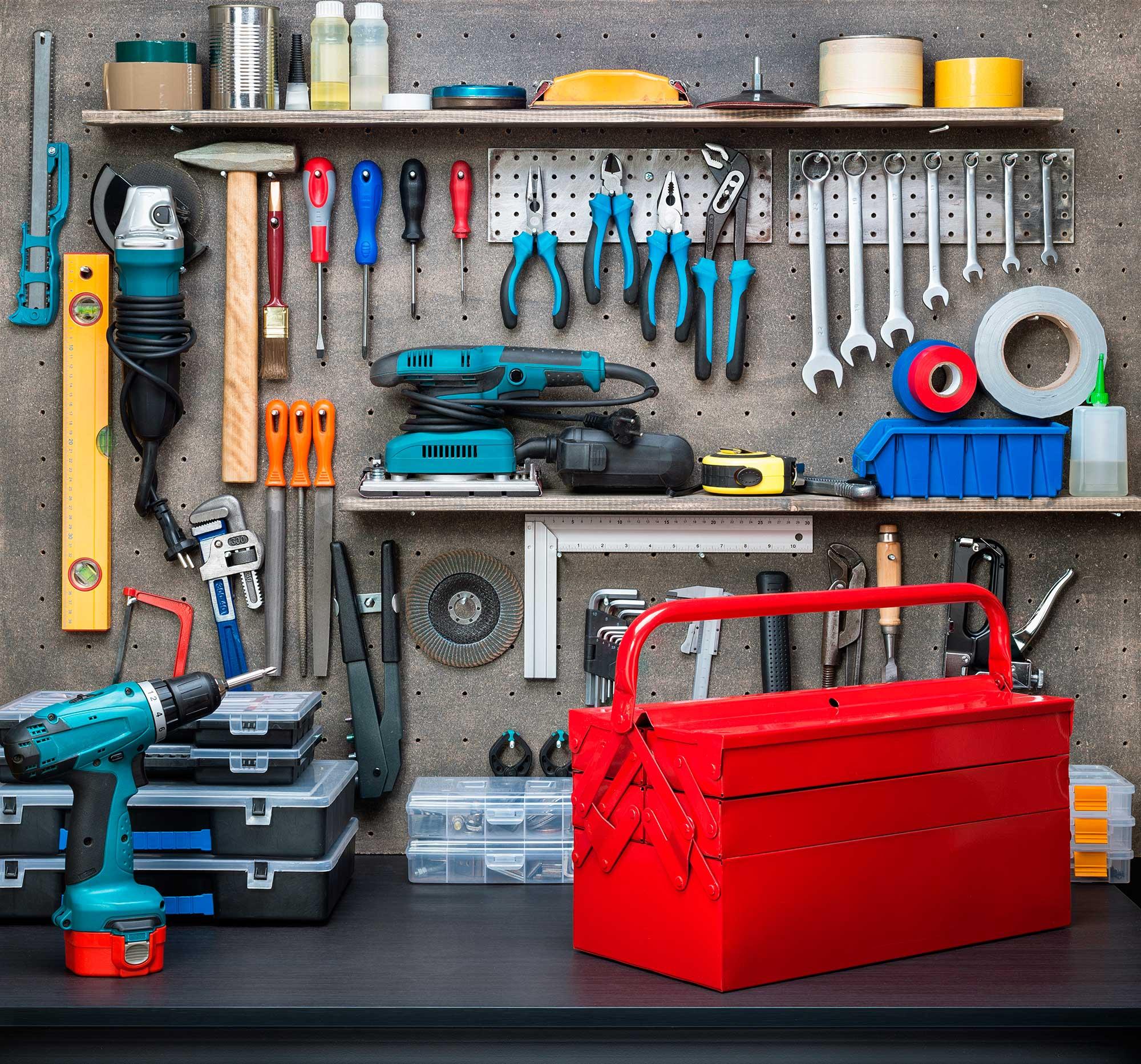 Werkzeuge und Betriebseinrichtungen höchster Qualität - MIS Mauel  Industrie-Service GmbH & Co. KG